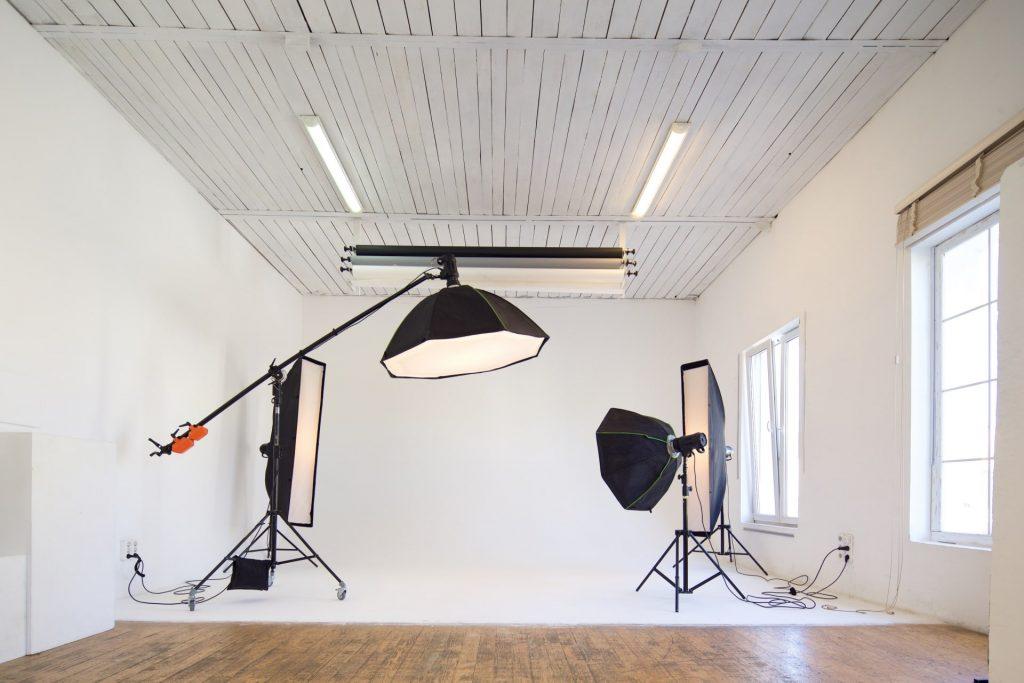 ホリゾントスタジオの写真